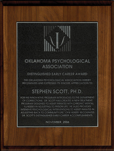Distinguished Early Career Award